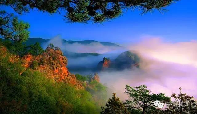 仙景台国家级风景名胜区